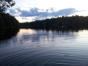 Abborsjo Lake