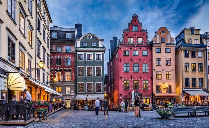 """Stockholm – L'isola dei tronchi d'albero e delle """"calzelunghe"""""""