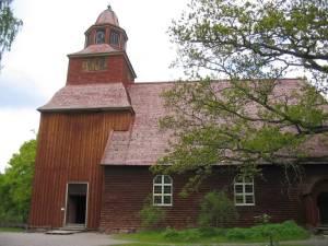 Cappella a Skansen