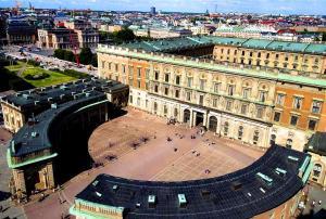 Palazzo Reale a Gamla Stan