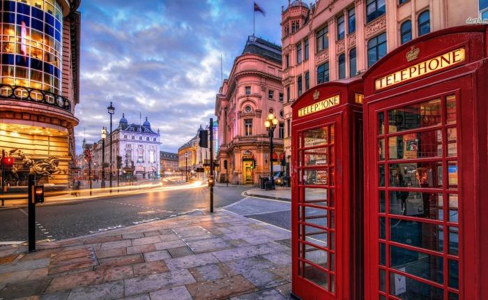 London Calling – Londra cichiama