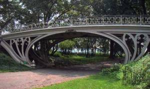 Reservoir Bridge a Central Park