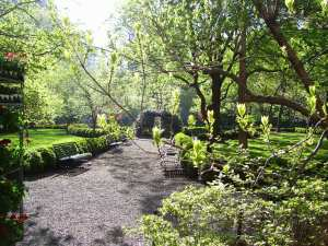 Gramercy Park in NYC