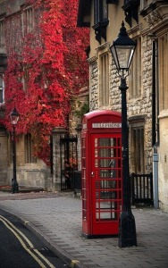 Autunno a... Londra